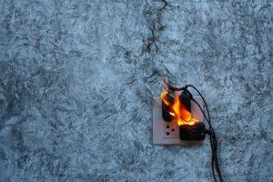 Dommages électriques © Shutterstock