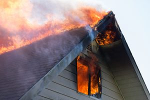 Incendie © Shutterstock