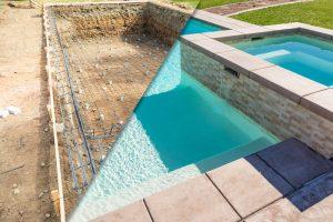 Piscine avant après - Shutterstock - Andy Dean Photography