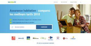 Page d'accueil de la rubrique habitation LeLynx.fr