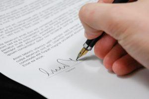 Document signé