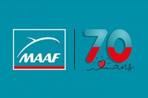 MAAF 70 ans