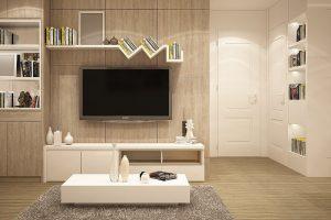 Pièce avec mobilier © Chien Than