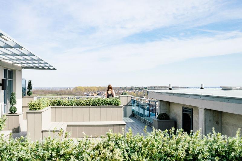 Etancheite D Un Toit Terrasse Le Prix Les Techniques Les Etapes De Realisation Index Habitation